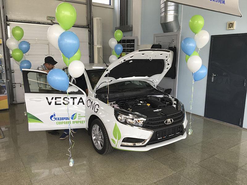 Vesta CNG-6